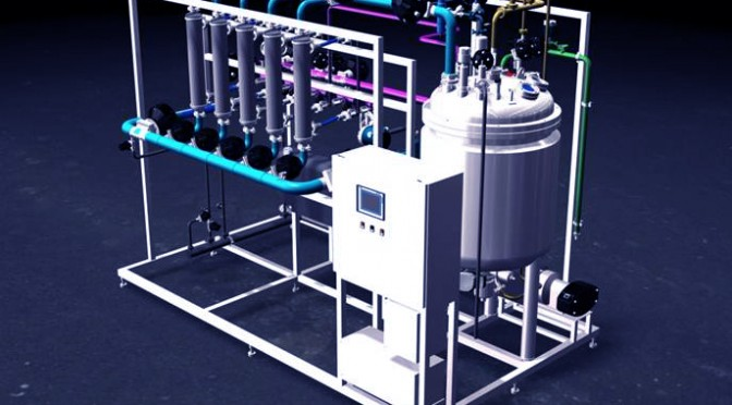 Filtration System - Microfiltration, Ultrafiltration and Hollow Fiber