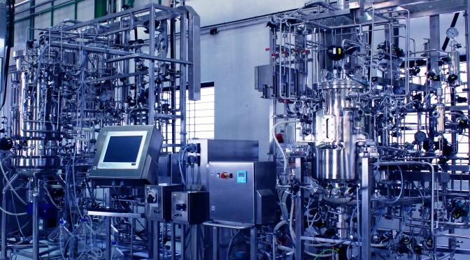 BiOZEEN Bioreactor Train
