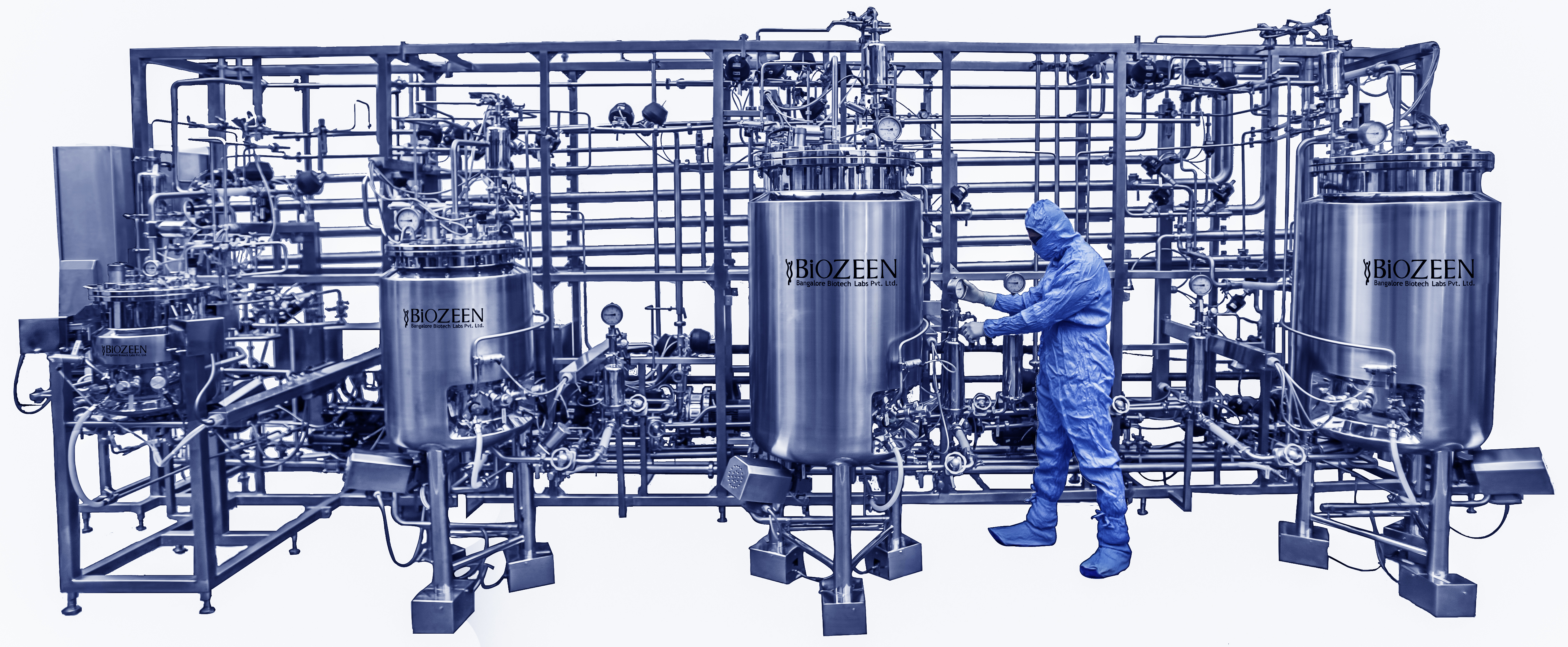Process, Upstream Equipment and People Support for the Biopharmaceutical & Biotech industry.